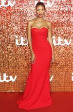 MAYA JAMA at ITV Gala Ball in London 11/09/2017