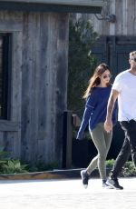 MEGAN FOX and Brian Austin Green Leaves Kristy