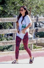 MEGAN FOX Out and About in Malibu 11/04/2017