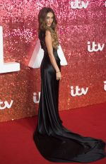 MEGAN MCKENNA at ITV Gala Ball in London 11/09/2017
