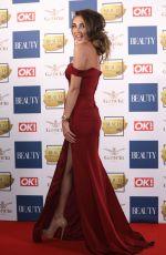 MEGAN MCKENNA at OK! Magazine Beauty Awards in London 11/28/2017