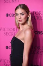 MEGAN WILLIAMS at 2017 Victoria's Secret Fashion Show Viewing Party in New York 11/28/2017