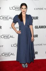 MEGHANN FAHY at Glamour Women of the Year Summit in New York 11/13/2017