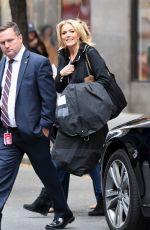 MEGYN KELLY Leaves NBC Studio in New York 11/10/2017