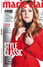MELISSA BENOIST for Marie Claire Magazine, Indonesia October 2017