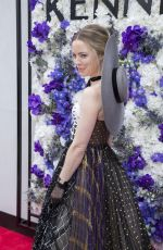 MELISSA GEORGE at Derby Day in Melbourne 11/04/2017