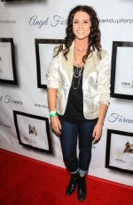MELISSA PONZIO 7th Annual Stand Up for Pits at Avalon Nightclub in Hollywood 11/05/2017