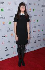 MELISSA VILLASENOR at 2017 International Emmy Awards in New York 11/20/2017