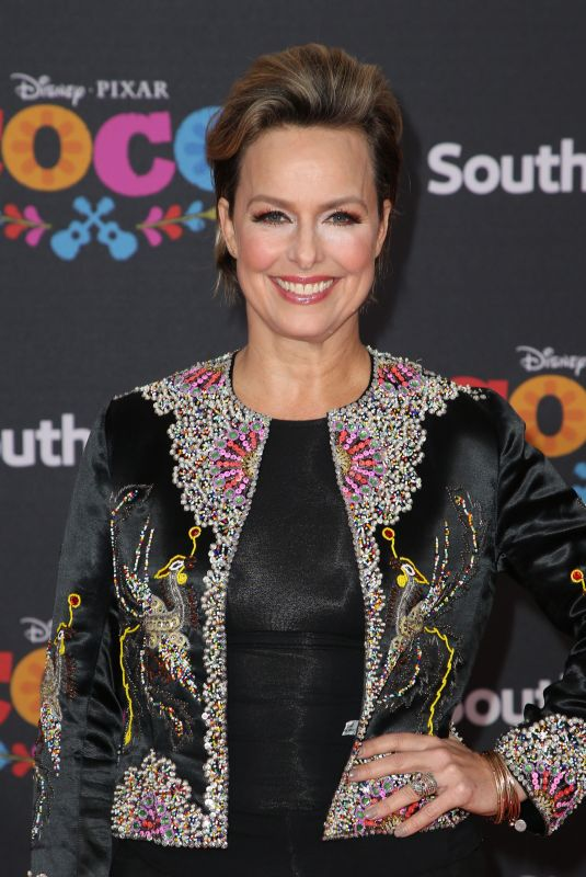 MELORA HARDIN at Coco Premiere in Los Angeles 11/08/2017