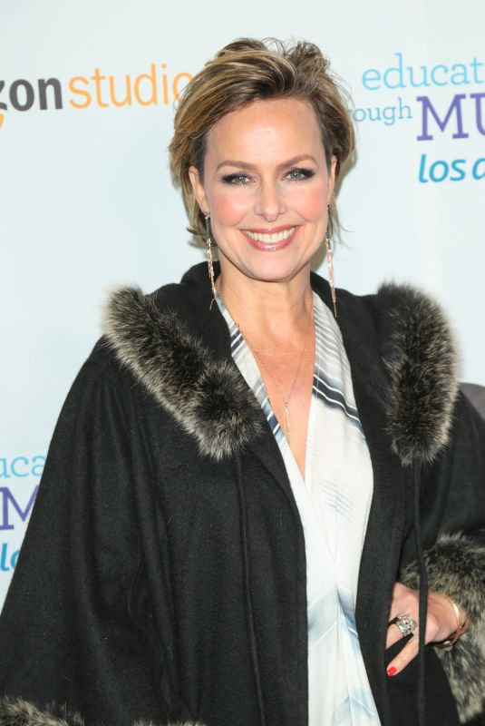 MELORA HARDIN at Education Through Music Los Angeles Gala 11/29/2017