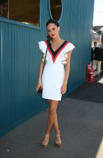 MIA FEVOLA at 2017 Stakes Day Races in Melbourne 11/11/2017