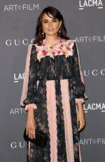 MIA MAESTRO at 2017 LACMA Art + Film Gala in Los Angeles 11/04/2017