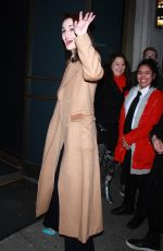 MICHELLE DOCKERY at Downton Abbey: The Exhibition in New York 11/19/2017