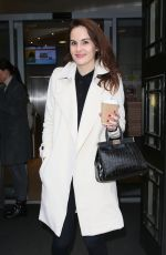 MICHELLE DOCKERY Leaves BBC Radio 2 in London 11/18/2017