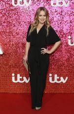 MICHELLE HARDWICK at ITV Gala Ball in London 11/09/2017