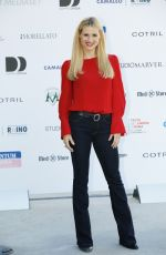 MICHELLE HUNZIKER at Double Defense - Killed in a Waiting for Judgement Photocall at Rome Film Festival 11/01/2017