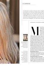 MICHELLE HUNZIKER in F Magazine, November 2017
