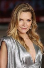 MICHELLE PFEIFFER at Murder on the Orient Express Premiere in London 11/02/2017