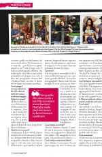 MILA KUNIS in Tu Style Magazine, Nnovember 2017