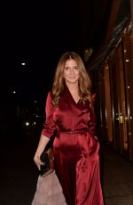 MILLIE MACKINTOSH at Escada Store Launch Party in London 11/15/2017