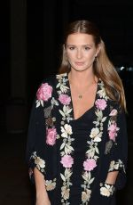 MILLIE MACKINTOSH at Ray Darcy Show in Dublin 11/25/2017