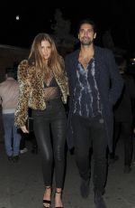 MILLIE MACKINTOSH Night Out in London 30/11/2017