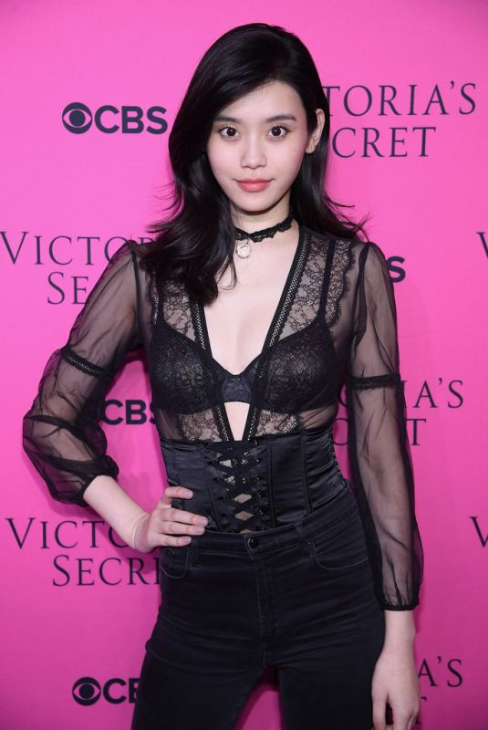 MING XI at 2017 Victoria