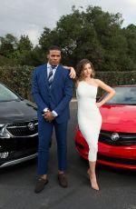 MIRANDA KERR for Buick Campaign, 2017