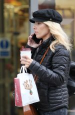MOLLIE KING Arrives at Strictly Come Dancing Rehearsals in London 10/31/2017