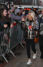 MOLLIE KING at Tower Ballroom in Blackpool 11/18/2017