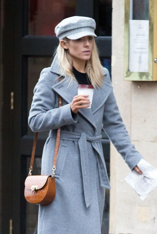 MOLLIE KING Out in London 11/20/2017