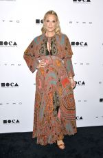 MOLLY SIMS at 10th Moca Distinguished Women in the Arts Luncheon in Los Angeles 11/01/2017