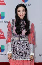 MON LAFERTE at Latin Grammy Awards 2017 in Las Vegas 11/16/2017