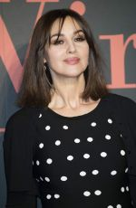MONICA BELLUCCI at Virna Lisi Awards 2017 in Rome 11/07/2017