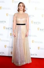 MORVEN CHRISTIE at British Academy Scotland Awards in Glasgow 11/05/2017