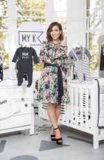 MYLEENE KLAS Unveils Her 22nd Mothercare Collection 11/16/2017