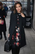 MYLEENE KLASS at  20th Anniversary Gala Performance of The Snowman in London 11/25/2017