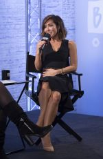 MYLEENE KLASS at Build Panel at AOL Building in London 11/14/2017