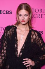 NADINE LEOPOLD at 2017 Victoria's Secret Fashion Show Viewing Party in New York 11/28/2017
