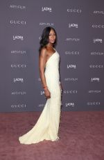 NAOMI CAMPBELL at 2017 LACMA Art + Film Gala in Los Angeles 11/04/2017