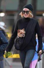 NAOMI WATTS Out in New York 11/03/2017