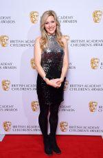 NAOMI WILKINSON at Bafta Children's Awards 2017 in London 11/26/2017