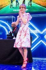 NATALIA DYER at Playstation Stand at Paris Games Week 2017 in Paris 11/02/2017
