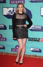 NATALIE DORMER at 2017 MTV Europe Music Awards in London 11/12/2017