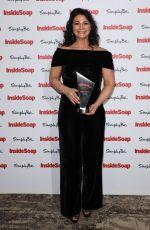 NATALIE J ROBB at Inside Soap Awards 2017 in London 11/06/2017