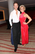 NATALIE LOWE at An Evening with the Stars in London 11/08/2017