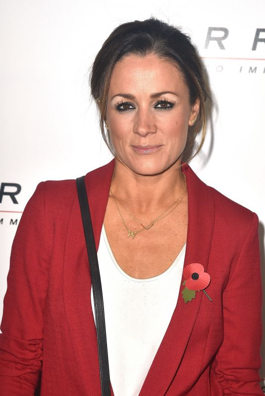 NATALIE PINKHAM at Ferrari Race to Immortality Premiere in London 10/30/2017