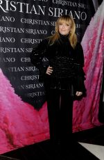 NATASHA LYONNE at Dresses to Dream About Book Launch in New York 11/08/2017