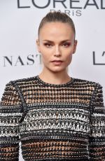 NATASHA POLY at Glamour Women of the Year Summit in New York 11/13/2017