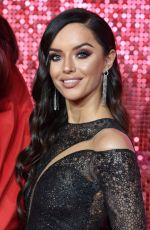 NERMINA PIETERS at ITV Gala Ball in London 11/09/2017